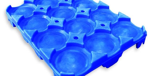 Mavi Renkli Damacana Paletleri